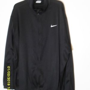 NIKE GOLF FULL ZIP THERMA FIT JACKET SIZE XXL